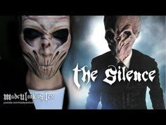 ▶ The Silence (Doctor Who) Makeup Tutorial - YouTube