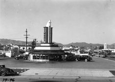 CENTRAL L.A. | MID-WILSHIRE:  Simon's at Wilshire Boulevard and Fairfax Avenue, 1939.