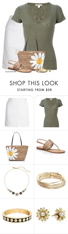 """""""Kate Spade Accessories"""" by houston555-396 ❤ liked on Polyvore featuring Frame Denim, James Perse and Kate Spade"""