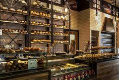 Shmarim pastries shop by Studio Yaron Tal Herzliya Israel