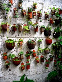 Nice Idea For Garden Deco @EsteliNicaragua
