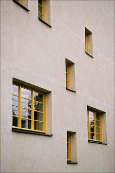 Villa Müller, Prague, Czech Republic   Adolf Loos