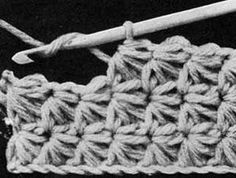 Many free vintage crochet patterns. Some instructions for those who are left handed too!