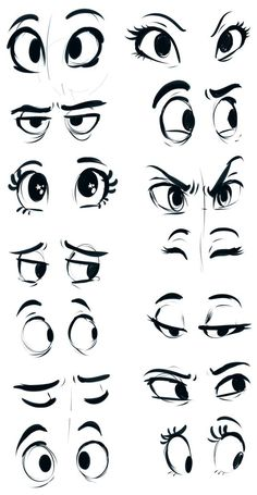 Eyes by sharkie19 on deviantART