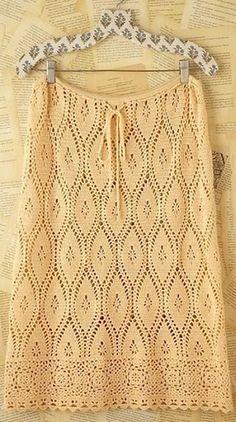 Crochet patterns for skirts