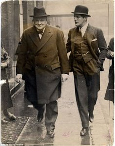 Winston Churchill and Randolph Churchill Winston Churchill, Churchill Cigars, Inspirational Leaders, Churchill Quotes, Famous Movie Quotes, Strong Women Quotes, Historical Quotes, Second World, Pickling