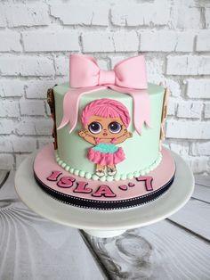 LOL Surprise Dolls by Hilary's Cake Design