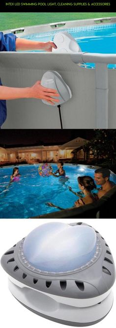 Intex LED Swimming Pool Light, Cleaning supplies & accessories #drone #kit #plans #camera #supplies #tech #racing #parts #shopping #fpv #products #technology #pools #gadgets