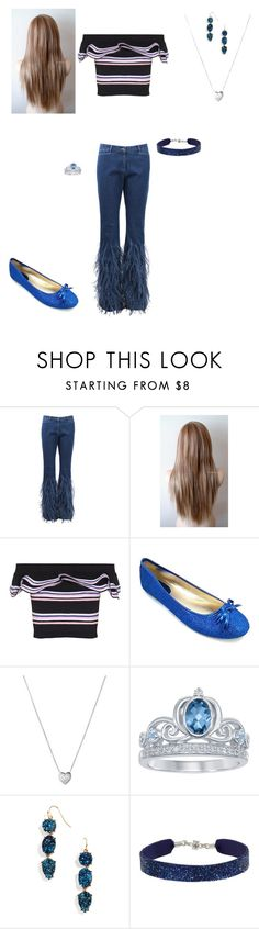 """""""Untitled #659"""" by littleredandbigbadwolf ❤ liked on Polyvore featuring Michael Kors, MSGM, Ositos Shoes, Links of London, Disney, BaubleBar and She.Rise"""