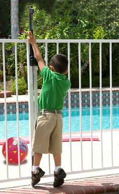 1000 images about magna lock on pinterest child safety safety gates and swimming pools for Child alarm for swimming pools