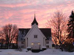 20.02.2013 Mo kirke,Mo i Rana. #Norway ☮k☮ #Norge