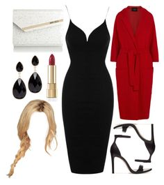 """""""5676"""" by gabipolyvore92 ❤ liked on Polyvore featuring Zara, Forever New, Maje, Jimmy Choo, Topshop and Dolce&Gabbana"""