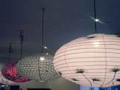 Gong lamps