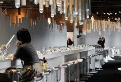 cafè elee deco by NOE DUCHAUFOUR LAWRANCE - #light