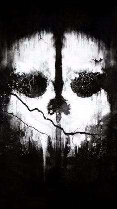 This is the Leaked poster of the new Call of Duty Ghosts game and I shrunk it down to fit an iphone 5 for a wallpaper. Call of Duty: Ghosts (iPhone 5 Wallpaper) Scary Wallpaper, Halloween Wallpaper, Mobile Wallpaper, Wallpaper Backgrounds, Forest Wallpaper, Ghost Logo, Ghost Ghost, Call Of Duty Black, Game Calls