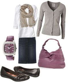 """""""Out to Town"""" by daisyhedo on Polyvore. Modest outfit."""