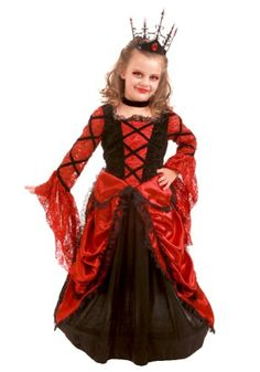 Princess Paradise girls Big Girls Dracula Pocket Princess Costume XSmall 4 ** Be sure to check out this awesome product.