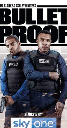 Bulletproof, 2018.  With Noel Clarke, Ashley Walters, Christina Chong, Lashana Lynch. Bulletproof follows two cops, Bishop and Pike, as they chase down hardened criminals in London's East End. On the surface Bishop and Pike have a lot in common they are cool, smart, unapologetically street-wise and tough; they share a deep, fraternal relationship - and are always there for each other. However, they come from very different backgrounds and their personal motivation Christina Chong, Best Series, Tv Series, Noel Clarke, Sky Tv, East End London, Cop Show, Tv Detectives, Detective Series