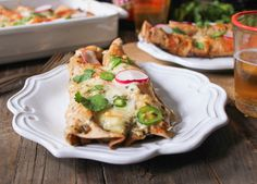 These flavor and nutrient-packed vegetarian enchiladas are as kind to your body as they are to your tastebuds.