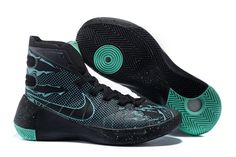 cbb50f3cd050 Find Nike Hyperdunk 2015 Basketball Shoes Black Mint For Sale online or in  Nikehyperdunk. Shop Top Brands and the latest styles Nike Hyperdunk 2015 ...