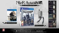 Nier : Automata Sony Playstation 4 pas cher prix promo Jeux vidéo Amazon 59.00 € TTC au lieu de 69.99 €