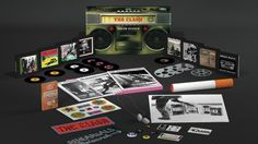 The Clash Sound System (Box Set) & Hits Back (Greatest Hits) is available 9/10! Check out: smarturl.it/TheClashSoundSystem