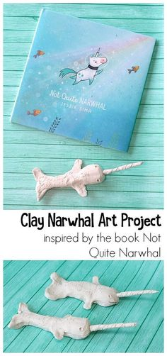 Clay Narwhal Art Pro