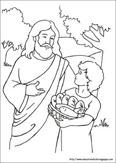 Bible Coloring Pages free For Kids                                                                                                                                                     More