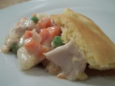 Delicious Chicken Pot Pie