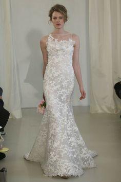 Bridal Fashion: Angel Sanchez Spring 2014