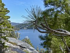 Come hike along Echo Lake or fish from shore. Echo Lake is just minutes from Lake Tahoe.
