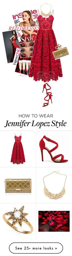 """""""#newchic"""" by missdee-93 on Polyvore featuring Jennifer Lopez, Fortessa, Anzie, chic, New and newchic"""