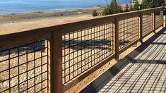 Furniture Hog Wire Panel Cattle Deck Railing With Panels Fence Inside Design 13 Hog Panel Fencing, Wire Fence Panels, Cattle Panel Fence, Cattle Panels, Pig Fence, Hog Wire Fence, Welded Wire Fence, Fence Gate, Fences