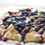 A Year of Pie: Peach & Blueberry Slab Pie