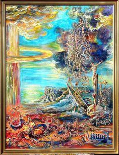 KAVLAN artisto - Le jugement dernier - Finjuĝo --www.yanpetro-kavlan.fr