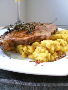 Carne Assada com Manteiga de Mostarda L'Ancienne | Figos & Funghis