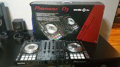 Pioneer DJ DDJ-SX2 Serato 4-Channel Performance Controller