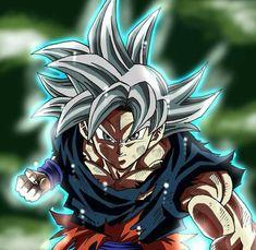 Goku perfect ultra instinct F Manga Anime, Anime Art, Dragon Ball Z, Dbz Drawings, Super Anime, Fanart, Cartoon, Marvel, Artwork