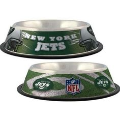 Hunter MFG New York Jets Dog Bowl * Find out more about the great product at the image link.