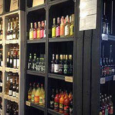 Artisan Crates: Rustic Display equipment for; gift, farmshop, deli, bakery, wineshop. Linkshelving Ltd 0207 9785793