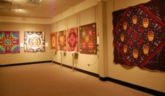 The New Quilts from an Old Favorite Exhibit at the National Quilt Museum