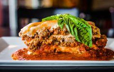Lasagna #ItalianFood
