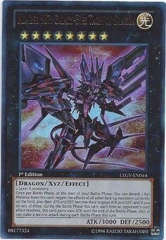 Yu-Gi-Oh! - Number 107: Galaxy-Eyes T... $7.00 #bestseller