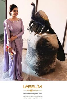 Five Best Saree Blouse Designs – Fashion Asia Saree Draping Styles, Saree Styles, Stylish Sarees, Stylish Dresses, Saree Gown, Dhoti Saree, Lehenga, Saree Jackets, Sari Design