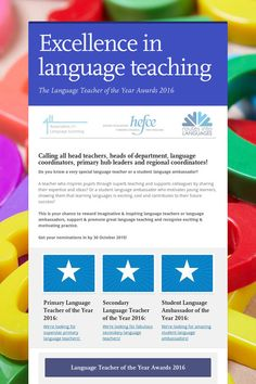 Calling all Italian language teachers, how do you make the learning of a language interesting?