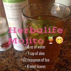 Healthy Mojito Recipe