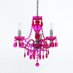 For A Hot Pink Black Minnie Mouse Bathroom 3 Light