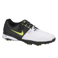 Nike Air Rival Men's Golf Shoe - White/Black
