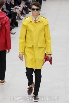 Burberry Prorsum Menswear Spring Summer 2014 London