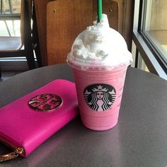 Starbucks and Tory Burch! <3